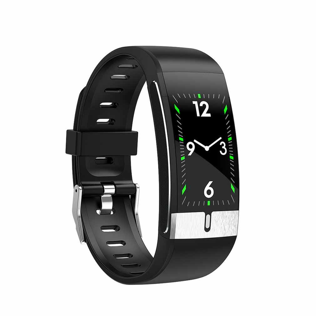 Dorado e66 temperatura cuchillo pulsómetro banda fitness Ios Android impermeable