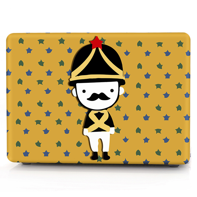 Raffiti Animal Pattern Case for MacBook 44