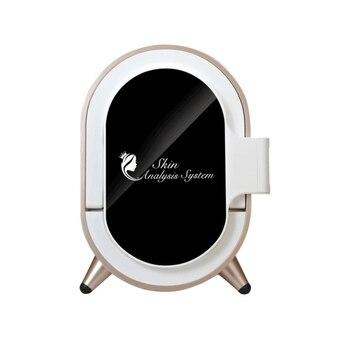 2020 Top quality 3D Skin Analysis Skin With IPad Skin Analyzer 5D Digital For Mahfuzur Ullah New Magic Mirror Intelligent цена 2017