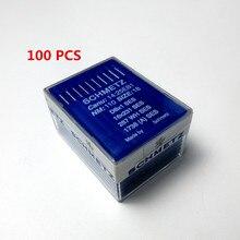 100 PCS SCHMETZ DBX1 16X231 16X95 Naalden voor JUKI CONSEW BROTHER Naaimachine kies uw gewenste maat.