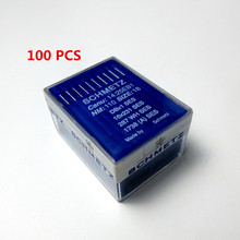 100 PCS SCHMETZ DBX1 16X231 16X95 Needles for JUKI CONSEW BROTHER Sewing Machine please choose your wanted size.