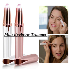 Mini Eyebrow Trimmer Ear Eyebrow Trimmer Painless For Women Personal Face Care P