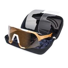 Cycling Men Glasses Bikes Mountain-Bike Riding Motorcycle Outdoor UV400 Sports Anti-Uv