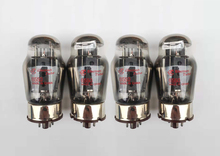 4pcs Matched Quad 6550 ShuGuang KT88 EL34 6L6 KT100 KT120 HiFi Vacuum Tube Amplifier Psvane Mullard JJ EH New Tested Old Stock 4pcs lot 6l6gc shuguang tube generation 6l6 el34 6n3c kt88