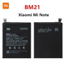 Xiao mi 100% original bm21 3000mah bateria para xiaomi mi nota bm21 3gb ram 5.7