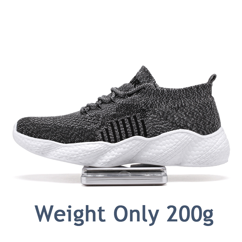 2020 New Men's Casual Shoes Top Tech 200g Plus 12 Weight Sneakers Man Brathable Summer Jogging Shoe For Adult Droshipping
