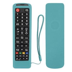 Защитный чехол для телевизора съемный чехол для пульта дистанционного управления Пылезащитный протектор Прочный силиконовый мягкий твердый домашний для Samsung AA59 Пульты ДУ      АлиЭкспресс