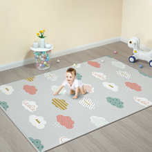 255*180cm Baby Foldable Play Mat Thickened Eco-Friendly Xpe Crawling Pad Children's Game Mat Kids Activity Rug Anti-skid Carpet