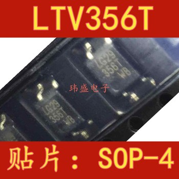 10 Uds LTV-356T-D/C/B/A LTV-356T SOP4 356T LTV356T