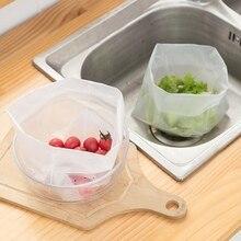 Удобный мешок для кухонного мусора большой емкости самостоящий экологически чистый дренажный мешок для мусора фильтр для раковины одноразовый 0,136 кг
