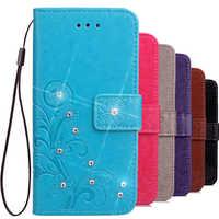Diamond Flip Case For Xiaomi Redmi 8 8A 5 Plus 4A 4X Mi A3 A1 A2 Lite 4X Redmi Note 7 5A 4 6 8 Pro 8T Note 5 Pro 6 6A 7 7A Cover