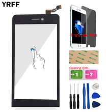 5.0'' Mobile Phone Front Glass Touch Scr