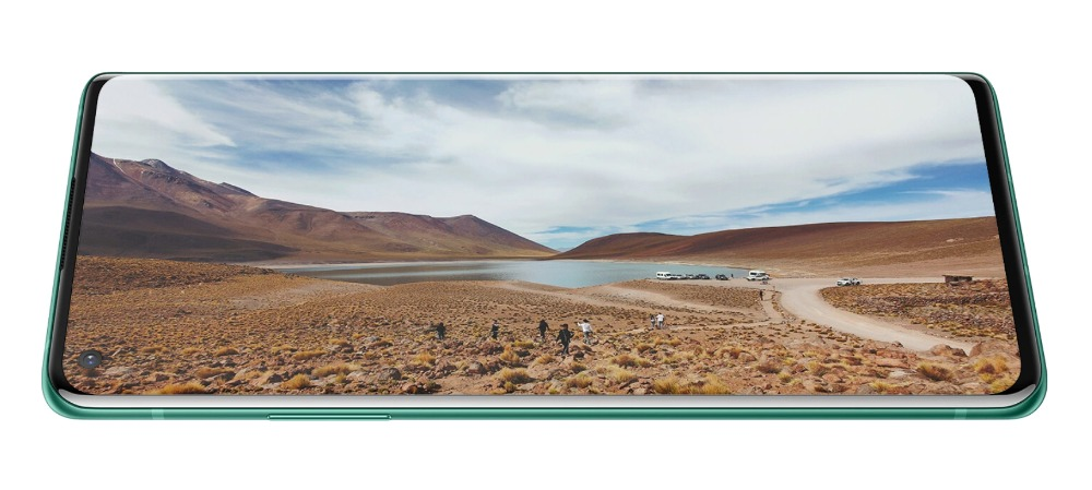 Global Rom OnePlus 8 5G Smartphone 8GB 128GB Snapdragon 865 Octa Core 6.55'' 90Hz Fluid Display UFS 3.0 48MP Triple Cams WiFi 6