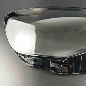 Image 1 - フロントヘッドライトヘッドライトガラスマスクランプカバー透明シェルランプマスクアウディ A3 2013 2016 レンズ