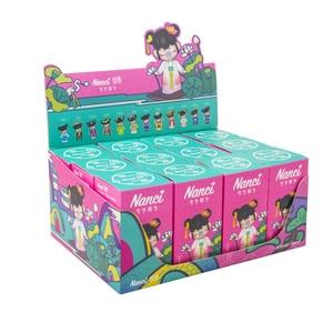 Image 5 - Robotime Nanci Blind Box China Style Character Model Action Figure for Girls Birthdays Gift