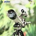 SVBONY SV25 60/420 мм монокулярный астрономический телескоп + штатив + оптический видоискатель прицел для часов путешествия Луна птица для детей и с...