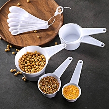 Scoop-Set Teaspoon Measuring-Cup Cooking-Tools Milk-Powder Coffee Kitchen Sugar Cake-Baking-Flour