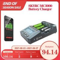SKYRC MC3000 Batterie Ladegerät BT-bluetooth Smart APP PC Wireless Control Universal Wiederaufladbare 18650 aa Lithium-ionen LiFePO4 lipo