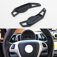 Steering Wheel Shift Paddle Shifter Extension Trim Fit For Toyota Corolla RAV4 Zelas Camry Mark X Accessories