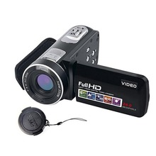 24MP 1080 HD Digital Camera Anti-Shake Camcorder Video CMOS Micro Camera Face De
