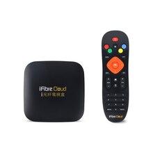 Dernière boîte de télévision en fibre iFibre cloud i9 Android boîte de télévision pour singapour et lasie