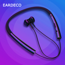 цены EARDECO Bluetooth Earphone Wireless Headphones Magnetic Neckband Earbuds Handsfree Sport Stereo Earpieces for Xiaomi with MIC