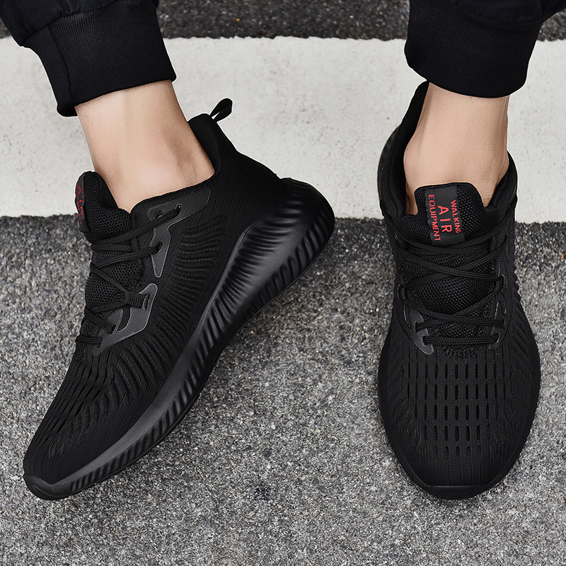 REETENE Summer Casual Men'S Sneakers Mesh Men Shoes Breathable Outdoor Fashion Footwear Comfort Sneakers For Men Large Size39-47