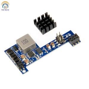 Image 2 - PoE Welt Raspberry Pi 4 4B 3B + 3B Plus Power Over Ethernet PoE HUT IEEE 802,3 af DC 5V 2A