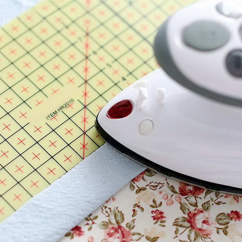 Ironing Ruler Measuring Tool Hot Patchwork  Craft Cloth Cutting Rulers Patchwork Ruler Quilting  Sewing Accessories-3