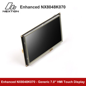 Image 2 - Nextion Enhanced NX8048K070   7.0 HMI Touch Display USART TFT LCD Module Resistive Touch TTL/5V Display