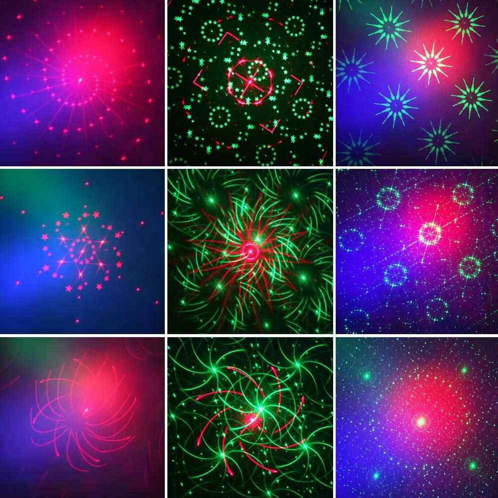 Usb Aufladbare 60 Muster Led Party Disco Licht Laser Projecor Indoor Buhne Beleuchtung Zeigen Fur Home Party Ktv Dj Dance Boden Aliexpress