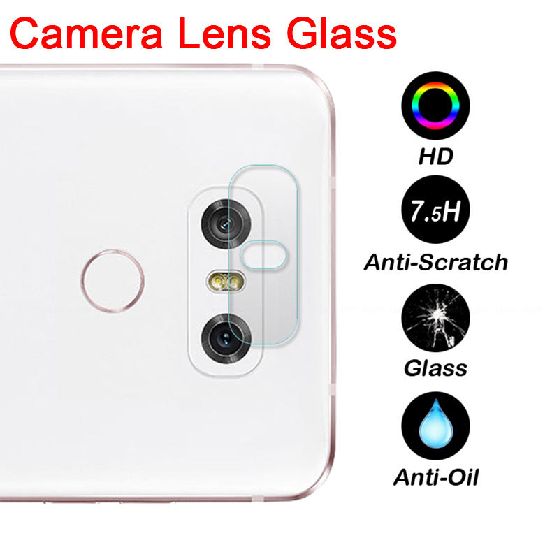 Camera Lens Screen Protector For LG W30 Pro W10 G5 G6 G7 G8 Tempered Glass For LG Q60 V50 V40 ThinQ V30 V20 V10 Protective Glass