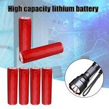 18650 wiederaufladbare 3,7 v Lithium-Batterie 9800mah MAh G-lare Taschenlampe Batterie Akku hohe qualität