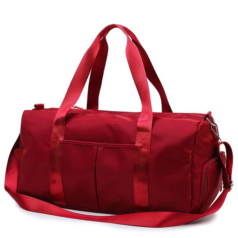 Top Oxford, bolso de viaje, bolsas de hombro para llevar en el equipaje, bolsos de lona para hombre, bolso de viaje para mujer, bolso grande para el fin de semana Funda de pistola Universal táctica de pana de transporte para el exterior de la cintura de Gunflower, funda de nailon
