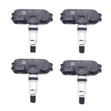 Tire-Pressure-Monitor-Sensor TPMS for Hyun-Dai 4pcs I40 434mhz 52933-3V100 VF