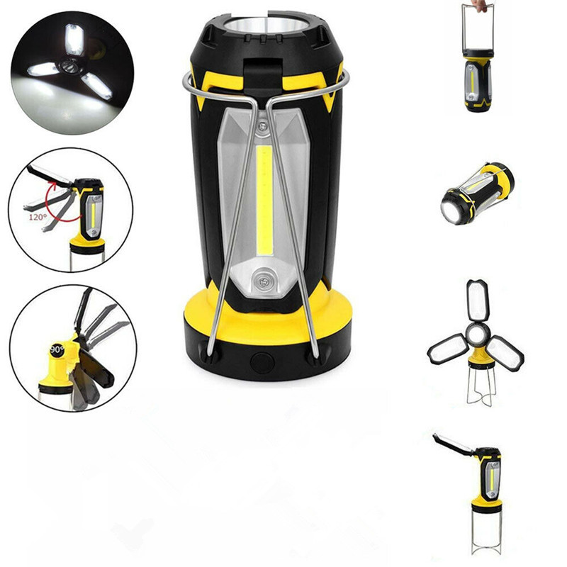 Work Light Foco Led Rechargeable Worklight COB XPE Portable Spotlight 3 W 6 Modes Rotate Led Werklamp Outdoor Lighting