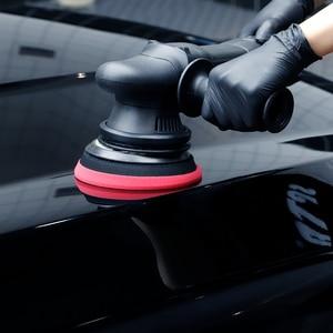 "Image 5 - (מכירות בתפזורת) SPTA 3 ""(80mm)/5""(125mm)/6 ""(150mm) רכב ספונג מרוט ליטוש רפידות & מרוט רפידות DA/RO/GA רכב חיץ לטש"