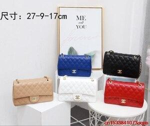Luxury Designer Brand Chanel- Handbag Shoulder Bags Women Messenger Bag Bolsa Feminina Handbags C38