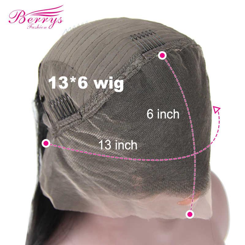 HD koronkowa peruka brazylijski dziewiczy włosy prosto 13x6 koronki przednie peruki z ludzkich włosów Pre oskubane naturalnych włosów z do włosów dla dzieci