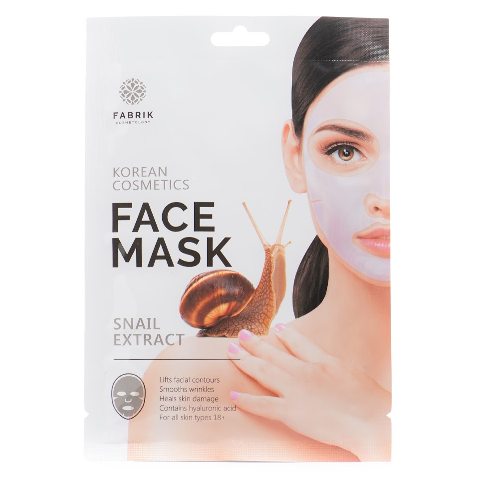 Masks FABRIK COSMETOLOGY 4631141750125 face mask patches eye skin care face care for women Female Gel