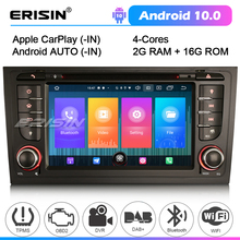 2706 araba stereo için AUDI A6 S6 RS6 allroad Bluetooth Android 10 CarPlay GPS DVB TPMS DAB radyo Autoradio DVD OYNATICI kafa ünitesi