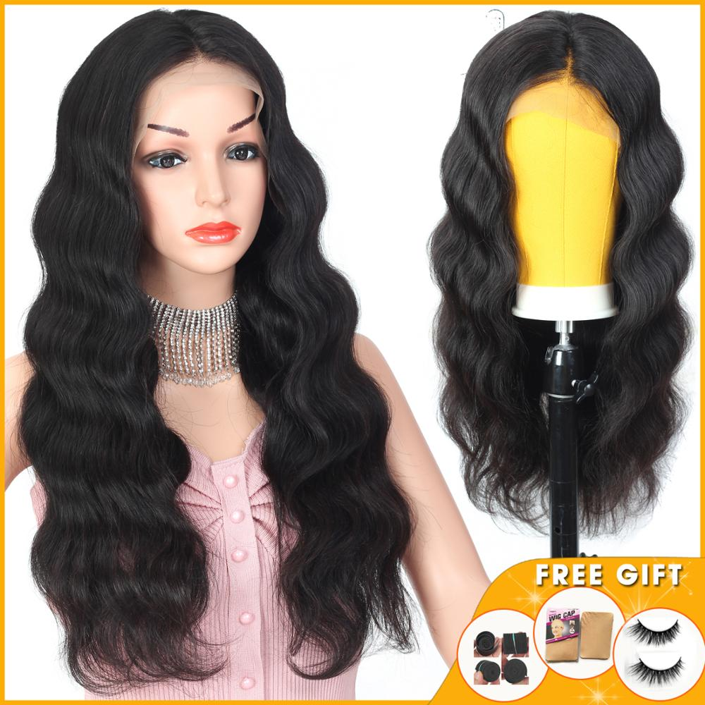 13x4 Lace Front Wig Brazilian Pixie Cut Wig Body Wave Wig Short Bob Lace Front Human Hair Wigs For Women Non-Remy 150% Density