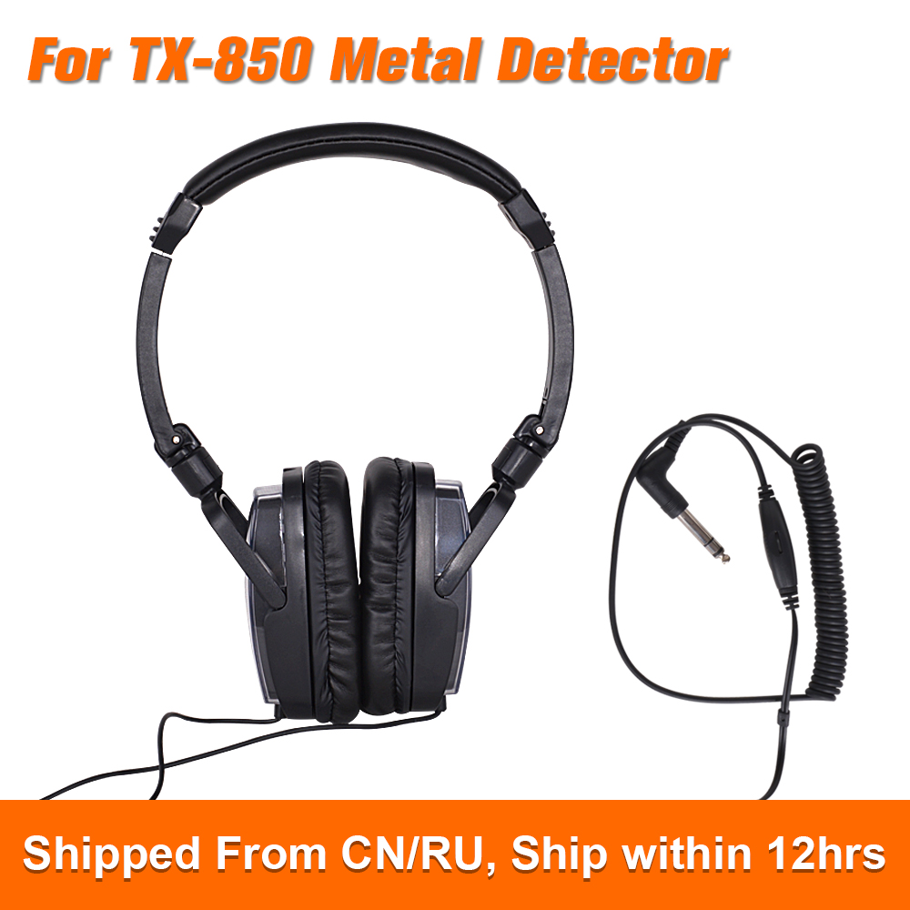 Headphone For TX 850 Metal Detector Coil Cover fit the TX 850 MD6350 Professional Metal Detector Underground Detecting Coil Cove|Industrial Metal Detectors|   - AliExpress