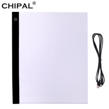 A3 LED Light Tracing Pad Artcraft Light Box Copy Board Large-size Painting Writing Drawing Tablet for Painting Sketching