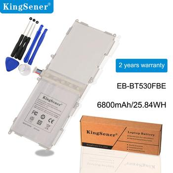 цена на KingSener EB-BT530FBE EB-BT530FBC Battery For SAMSUNG Galaxy Tab 4 10.1 T530 T531 T535 SM-T535 T533 SM-T537 T530NU EB-BT530FBU