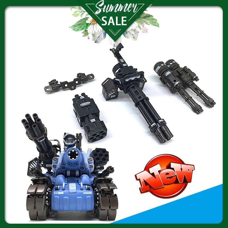 YH Special MS Weapon Set 01 for Metal Slug Vehicle Tank MG 1/100 for Gundam Model