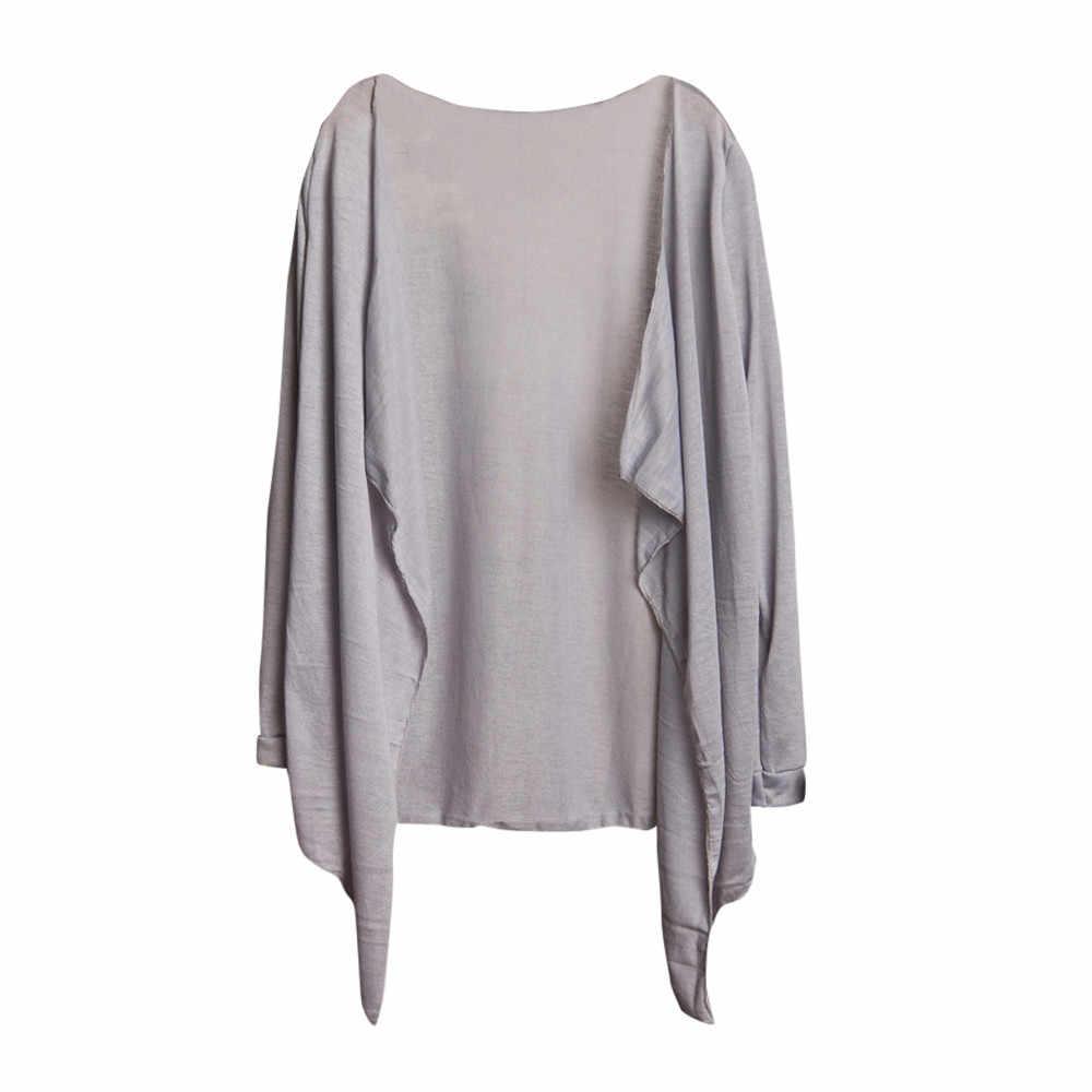Vrouwen Shirt 2020 Nieuwe Zomer Lange Dunne Vest Zon Kleding Tops Ropa Mujer Blouse Vrouwen Blusas Mujer De moda