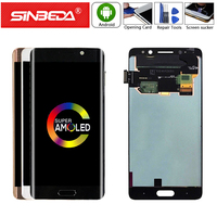 5.5Sinbeda AMOLED For HUAWEI Mate 9 Pro LCD Display Touch Screen with Frame For HUAWEI Mate9 Pro Display Mate 9 Mate9 Pro LCD@