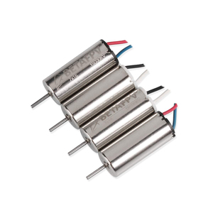 Image 4 - BETAFPV 7x16mm Motor 19000KV Brushed Motors with JST 1.25 Connector for Micro FPV Tiny Whoop Beta65S Frame