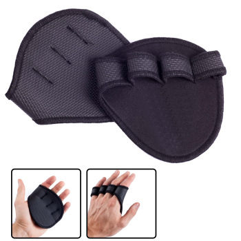 Lifting Palm Dumbbell Grips Pads Unisex Anti Skid Weight Cross Training Gloves Gym Workout Fitness Sports For Hand Protector 1